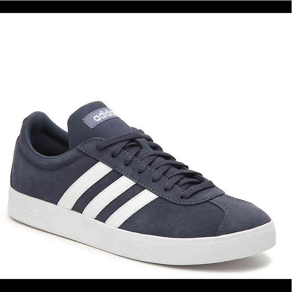 fe89c6f4308 adidas Shoes - Adidas VL Court 2.0 navy sneaker awesome color